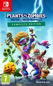 Plants vs. Zombies: Battle for Neighborville™ Complete Edition NSP UPDATE SWITCH