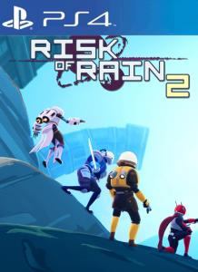 Risk of Rain 2 PKG UPDATE PS4  USA