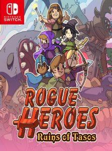 Rogue Heroes: Ruins of Tasos NSP UPDATE SWITCH