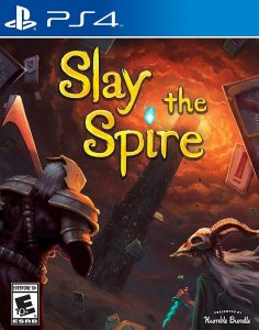 Slay the Spire PKG UPDATE PS4 USA EUR