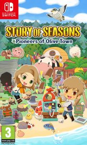 STORY OF SEASONS: Pioneers of Olive Town NSP UPDATE SWITCH