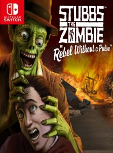 Stubbs the Zombie in Rebel Without a Pulse NSP UPDATE SWITCH
