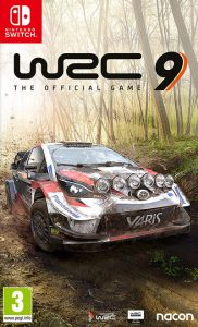 WRC 9 The Official Game NSP DLCs SWITCH