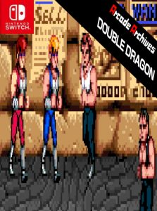 Arcade Archives DOUBLE DRAGON NSP SWITCH