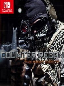 Counter Recon: The First Mission NSP SWITCH