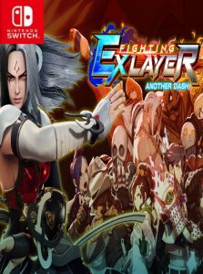 Fighting EX Layer: Another Dash NSP SWITCH