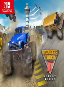 Monster Truck XT Airport Derby NSP SWITCH