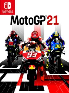 MotoGP 21 NSP UPDATE SWITCH