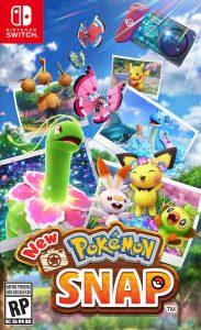 New Pokémon Snap NSP UPDATE SWITCH