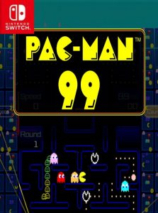 PAC-MAN 99 NSP UPDATE DLCs SWITCH