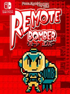 Pixel Game Maker Series Remote Bomber NSP SWITCH