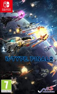 R-Type Final 2 NSP SWITCH
