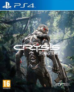 Crysis Remastered PKG PS4 USA