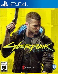 Cyberpunk 2077 PKG PS4 EUR
