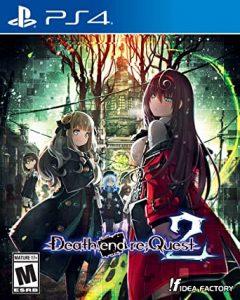 Death end re;Quest 2 PKG UPDATE PS4 USA