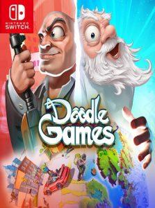 Doodle Games Bundle NSP SWITCH