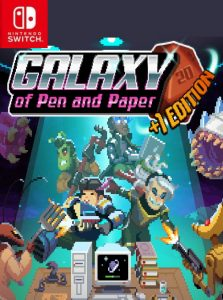 Galaxy of Pen & Paper +1 Edition NSP UPDATE SWITCH