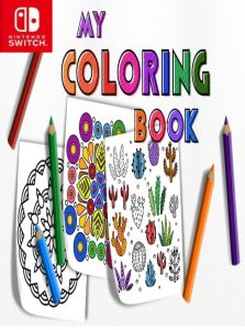 My Coloring Book NSP SWITCH