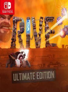 RIVE: Ultimate Edition NSP UPDATE SWITCH