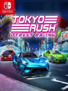 Street Racing: Tokyo Rush NSP SWITCH