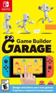 Game Builder Garage NSP UPDATE SWITCH