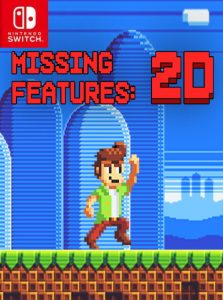 Missing Features: 2D NSP UPDATE SWITCH