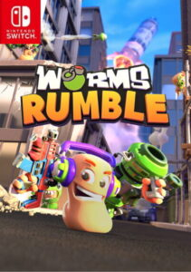 Worms Rumble NSP UPDATE SWITCH