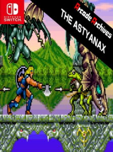 Arcade Archives THE ASTYANAX NSP SWITCH