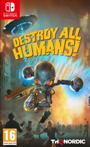 Destroy All Humans! NSP SWITCH