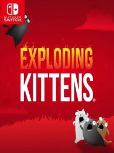 Exploding Kittens NSP SWITCH