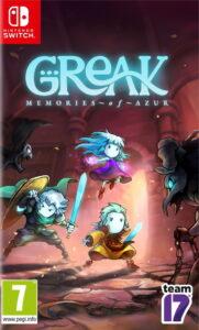 Greak: Memories of Azur NSP UPDATE SWITCH