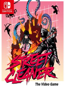 Street Cleaner: The Video Game NSP SWITCH