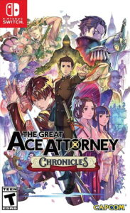 The Great Ace Attorney Chronicles NSP DLC SWITCH