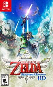 The Legend of Zelda: Skyward Sword HD NSP SWITCH
