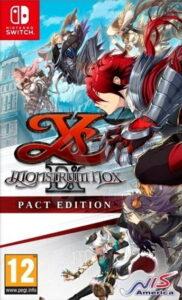 Ys IX: Monstrum Nox NSP UPDATE DLCs SWITCH