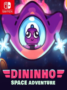 Dininho Space Adventure NSP SWITCH