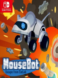 MouseBot: Escape From CatLab NSP SWITCH