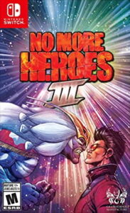 No More Heroes 3 NSP UPDATE SWITCH