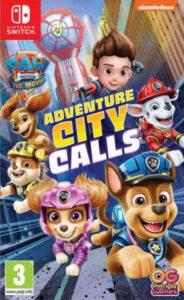 PAW Patrol The Movie: Adventure City Calls NSP UPDATE SWITCH
