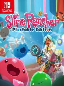 Slime Rancher: Plortable Edition NSP SWITCH