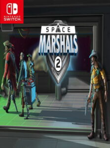 Space Marshals 2 NSP SWITCH