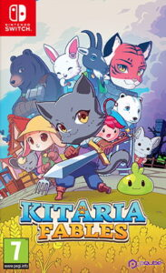 Kitaria Fables NSP UPDATE DLCs SWITCH