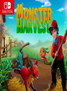 Monster Harvest NSP UPDATE SWITCH