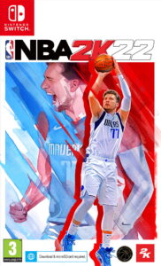 NBA 2K22 NSP UPDATE SWITCH
