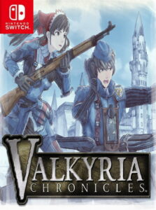 Valkyria Chronicles NSP SWITCH