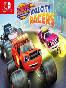 Blaze and the Monster Machines: Axle City Racers NSP SWITCH