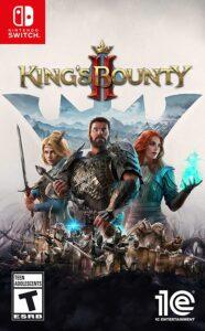 King's Bounty II NSP UPDATE DLCs SWITCH