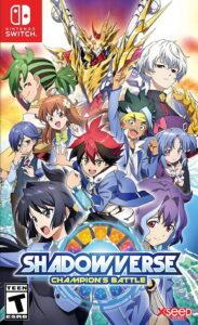 Shadowverse: Champion's Battle NSP SWITCH