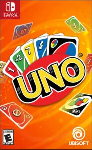 UNO NSP UPDATE DLCs SWITCH